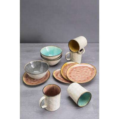 Set desayuno Crackle Vivido (12/Set)