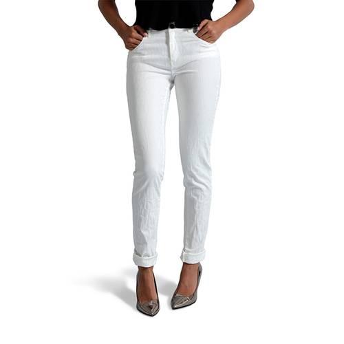 Pantalon Rosé Pistol para Mujer - Blanco