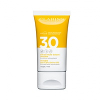 Protector Solar Facial Gel-Aceite Invisible Clarins SPF30 50 ml