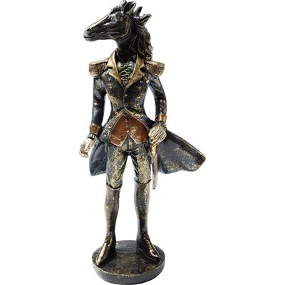 Objeto decorativo Musketeer Horse