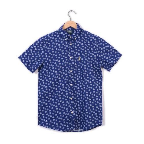Camisa Manga Corta Jack Supplies para Hombre