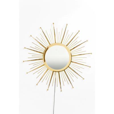 Espejo Sunburst LED Ø90cm