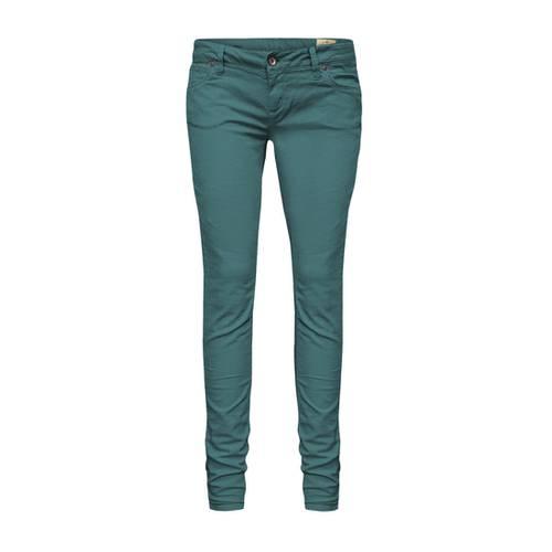 Pantalon Color Siete para Mujer - Verde