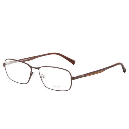 Gafas Oftálmicas Marrón-Transparente 8729-8KP