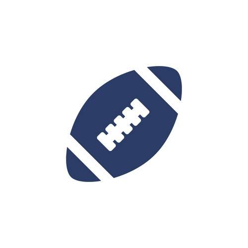 Polo Color Siete Para Hombre Gris - Futbol Americano