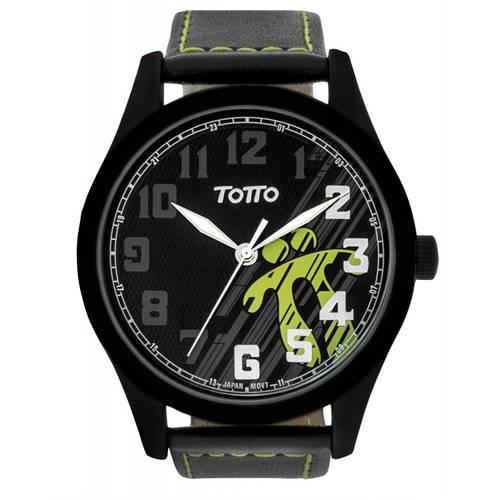 Reloj Negro/Negro - Tr009-2