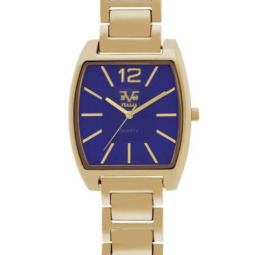 Reloj Azul-Dorado 54-2 - Versace