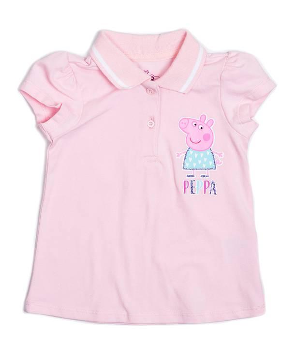 Camiseta Polo Caminadora Peppa Pig