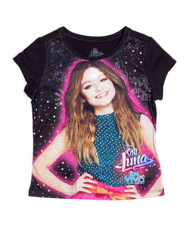 Camiseta Niña Soy Luna