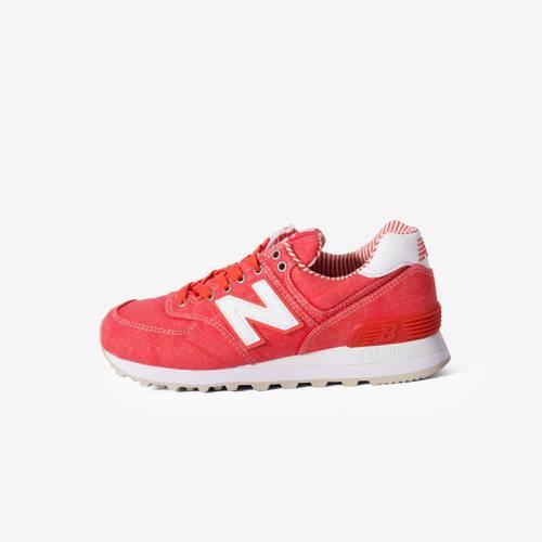 Tenis New Balance para Mujer - Rojo