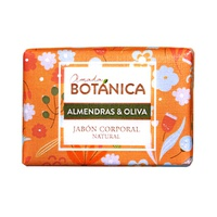 Jabón Amada Botánica Almendras & Oliva Barra 120 g