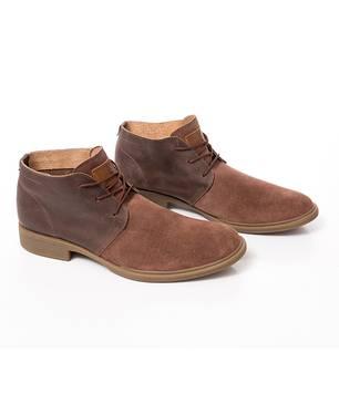 Zapatos Camerún Café Claro