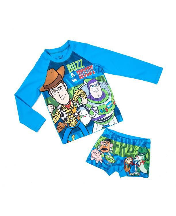 Conjunto Baño Caminador Toy Story 4