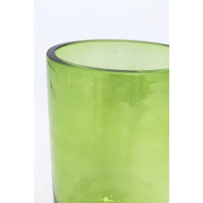 Vasija Positano verde 25cm