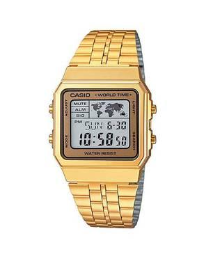 Reloj Análogo Dorado-Dorado Ga-9 - Casio