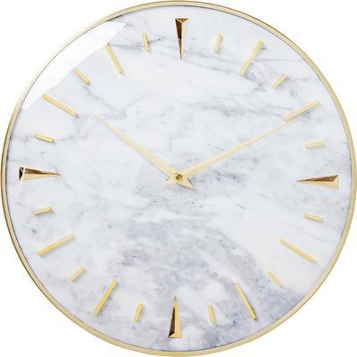 Reloj pared Noble Marble Ø40cm