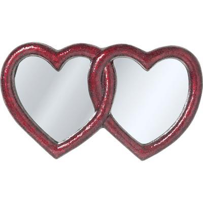 Espejo Mosaik Double Heart 100x165cm