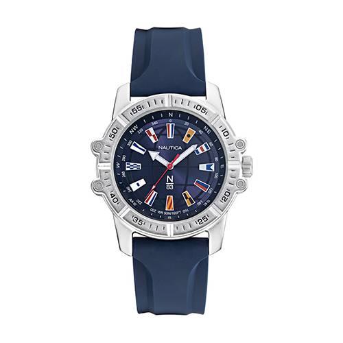 Reloj Garda cup Azul - Plateado