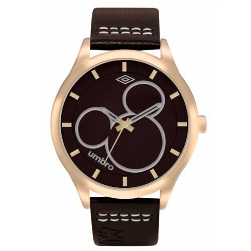 Reloj Análogo Dorado-Café Umb-Mm02-3