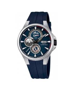 Reloj azul 18-2
