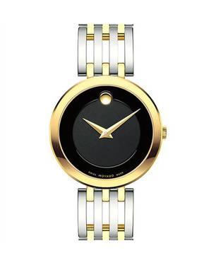 Reloj análogo negro-multicolor 7053