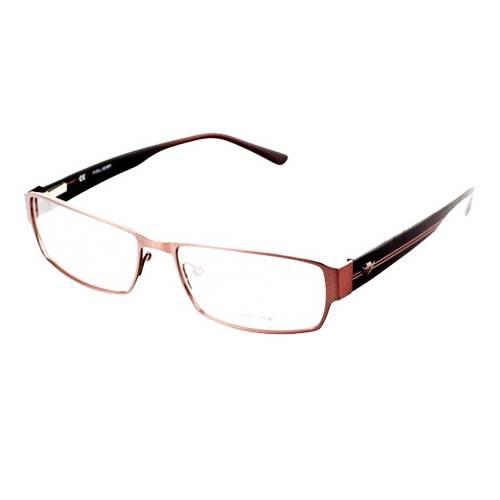Gafas Oftálmicas Ocre-Transparente 8454-K05