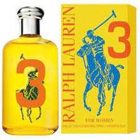 EDT Ralph Lauren Big  Pony  For  Women  Yellow  100ml