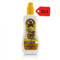 Bloq A Gold Plus Spray Gel Spf30 8Oz