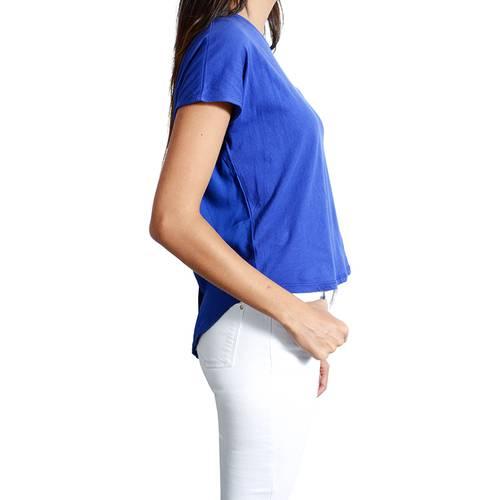 Blusa Rosé Pistol para Mujer - Azul