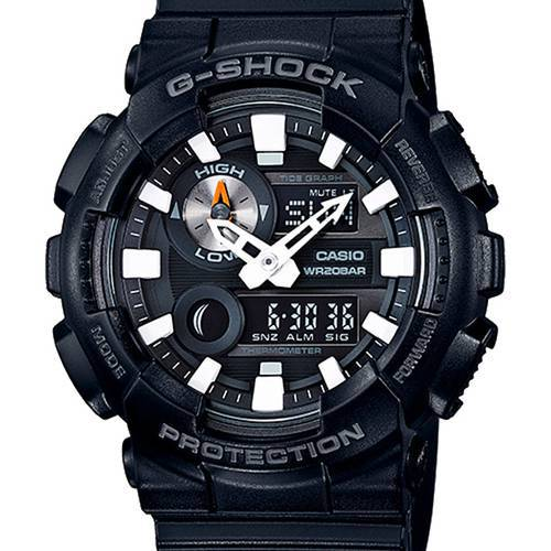 Reloj g-shock análogo negro-negro B-1A