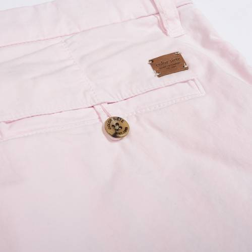 Short Essex Color Siete Para Hombre  - Rosado