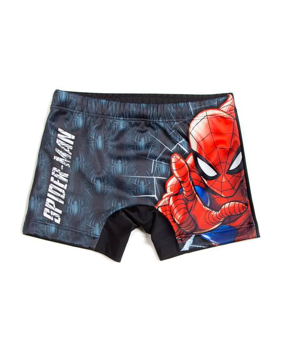BOXER BAÑO NIÑO SPIDERMAN
