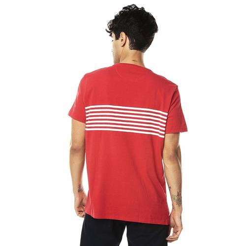 Camiseta Rosé Pistol Para Hombre  - Rojo