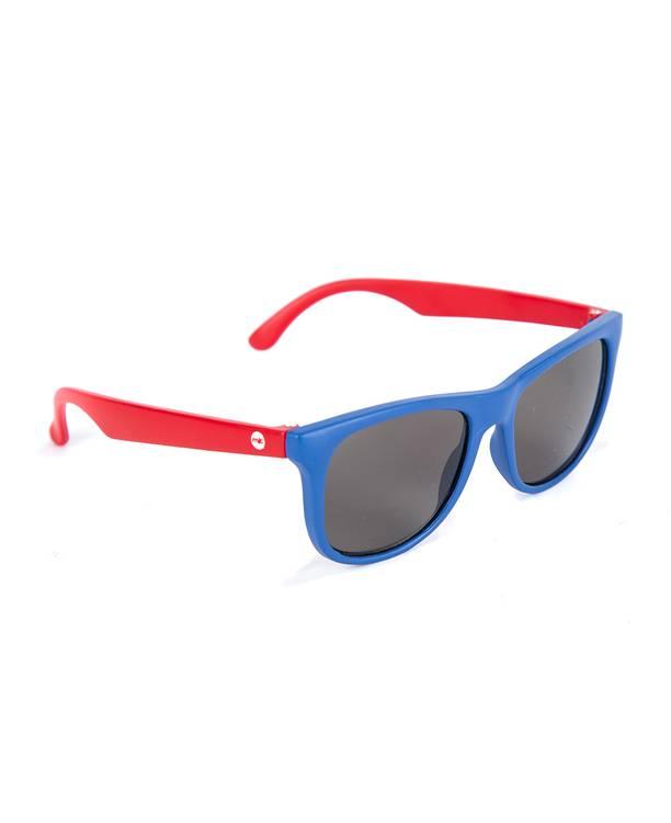 Gafas De Sol Azul Con Rojo
