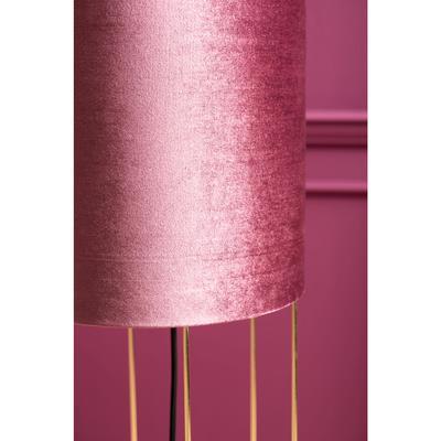 Lámpara mesa Cafeteria Lounge lila 135cm