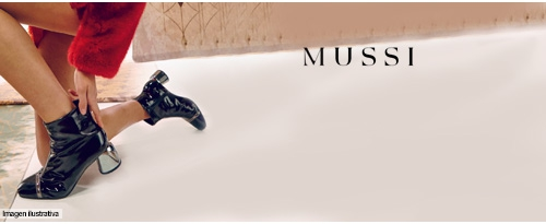 MUSSI ZAPATOS MUJER DESDE 24.990