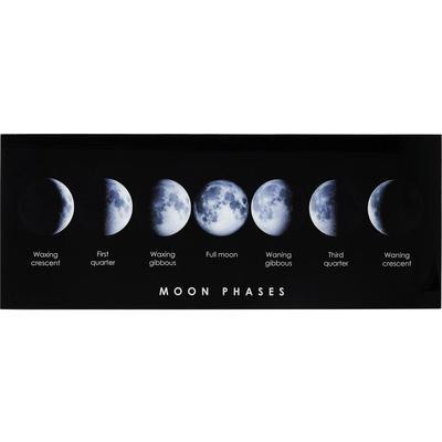 Cuadro cristal Mond Phase 70x180cm