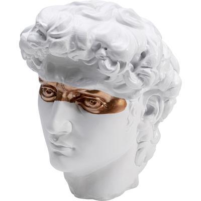 Objeto deco Masked Statue 26cm