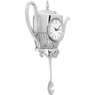 Reloj pared Tea Pot