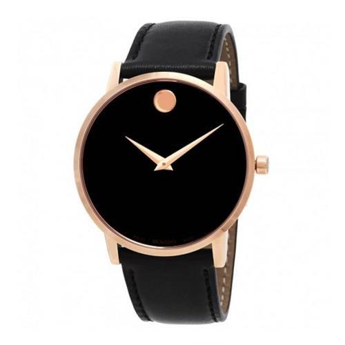 Reloj análogo negro 7272