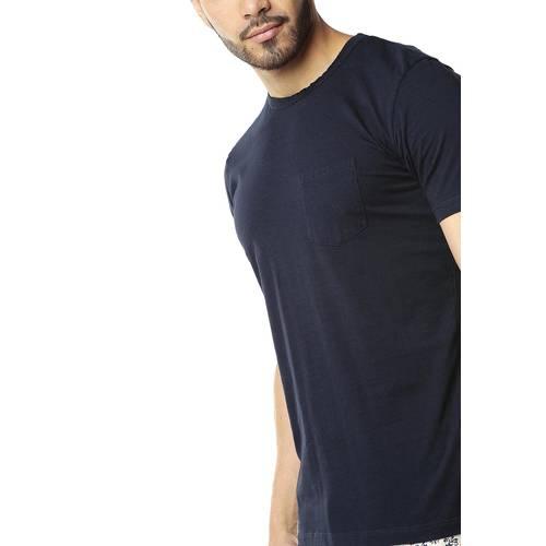 Camiseta Rose Pistol para Hombre-Azul
