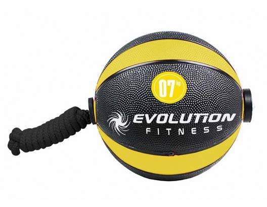 Balón rebote con lazo EVOLUTION 7kg