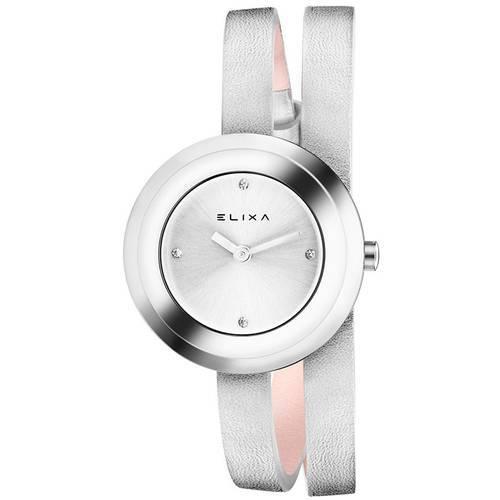Reloj Finesse Gris/Plateado 2-L352 - ELIXA