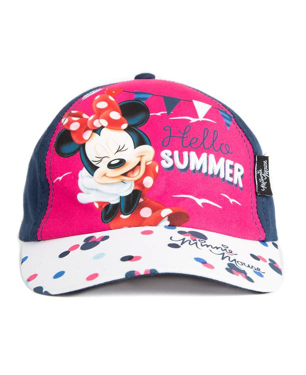 Gorra Niña Minnie