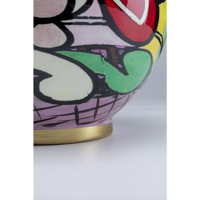 Vasija Graffiti Art 24cm