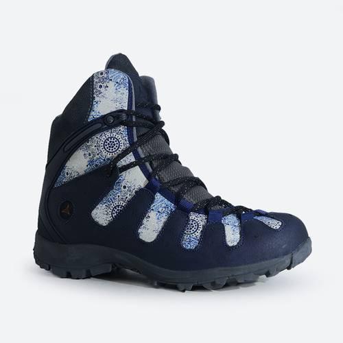 Botas Mandala Azul