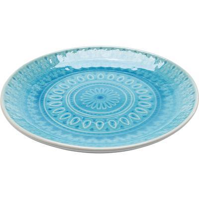 Plato Sicilia azul Ø21cm
