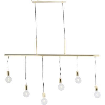 Lámpara Pole latón 6