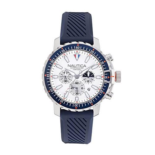 Reloj Icebreaker Blanco - Plateado