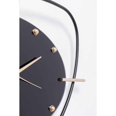 Reloj pared Viva negro